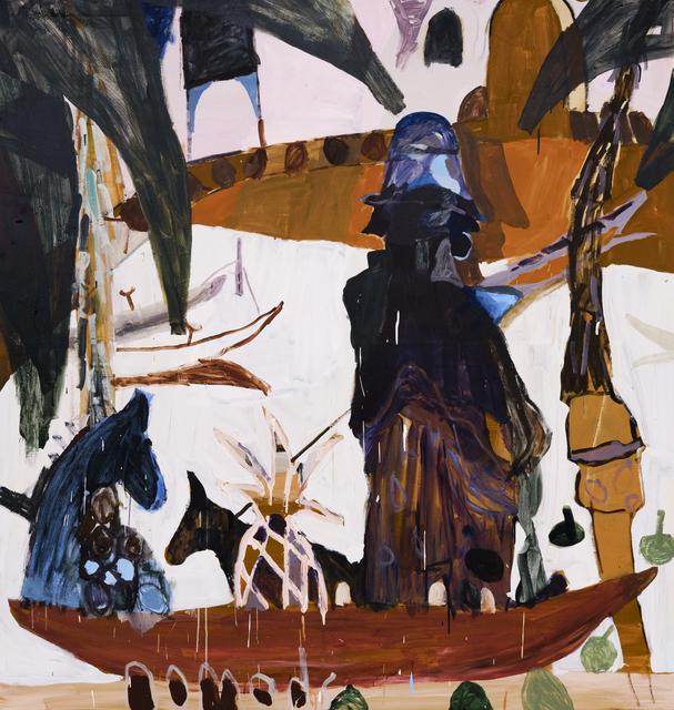 , 'Nomads,' 2018, Hans Alf Gallery