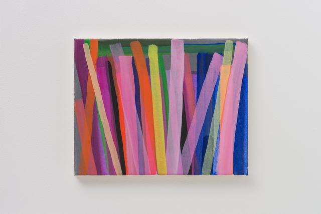 , 'Bookshelf,' 2017, Galleria Massimo Minini