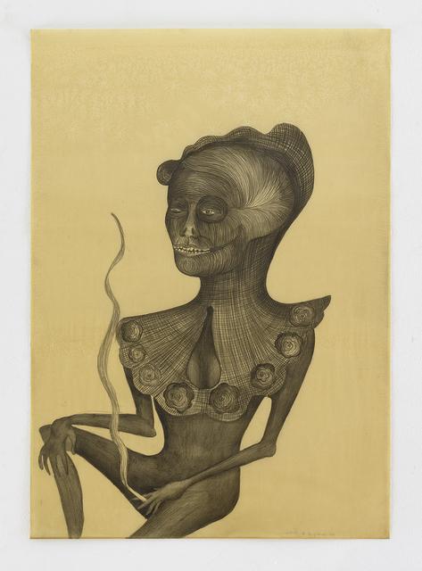 , 'La Dama de los Misterios,' 2014, Galeria Senda