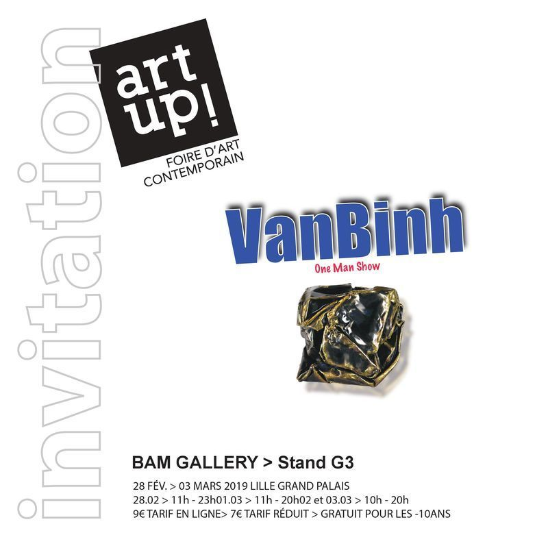 BAM Gallery at Art Up ! Lille 2019 | BAM Gallery | Artsy