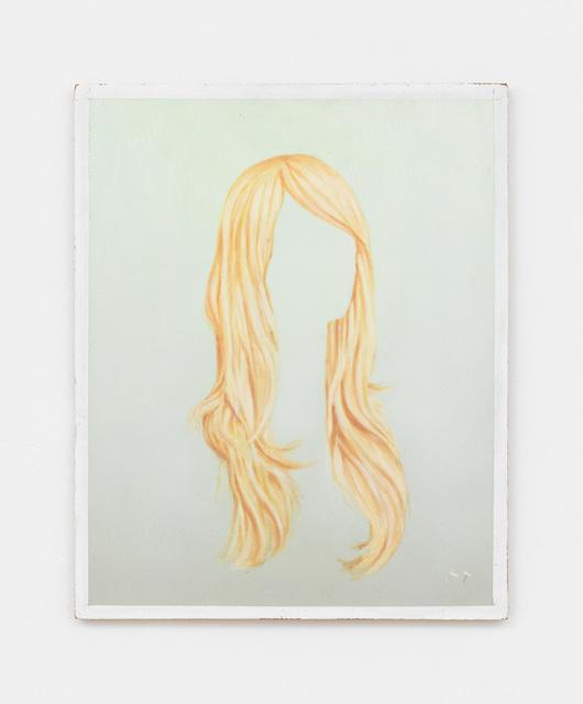 , 'Peluca 4,' 2015, Johannes Vogt Gallery