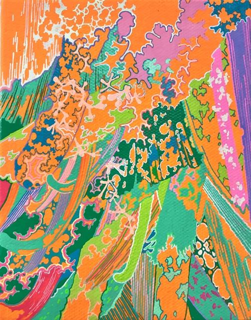 , 'Pollen No. 15,' 2018, ART LABOR Gallery