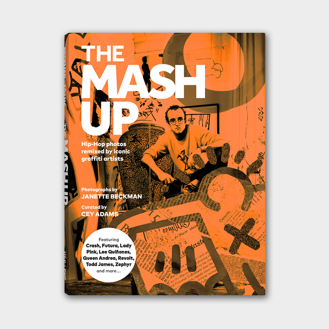 Janette Beckman, 'The Mash Up: Hip-Hop Photos Remixed by Iconic Graffiti Artists   (Keith Haring Cover)', 2018, Fahey/Klein Gallery