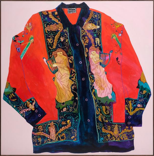 , 'Versace Shirt,' 2016, Winsor Gallery