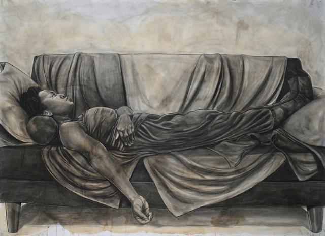 , 'Abductee/Annunciation ,' 2017, Art Village Gallery