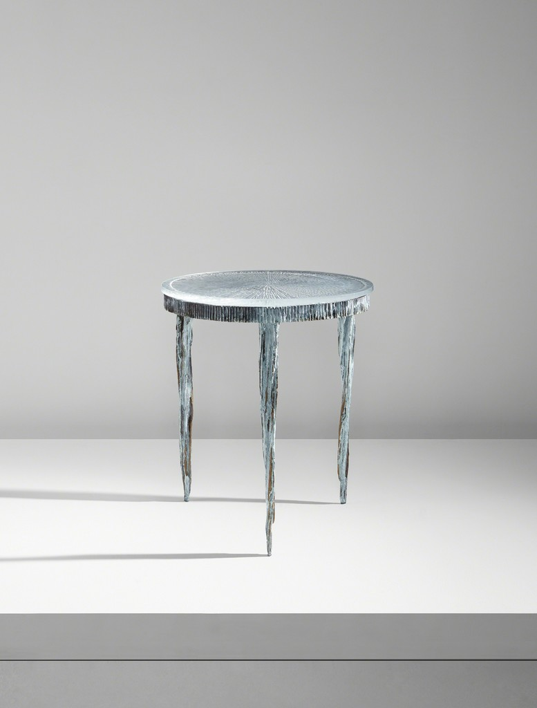 Michele oka doner radiant disc table from the reef series ca michele oka doner radiant disc table from the reef series ca geotapseo Choice Image