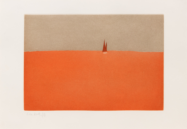 Alex Katz, 'Red Sails', Hindman