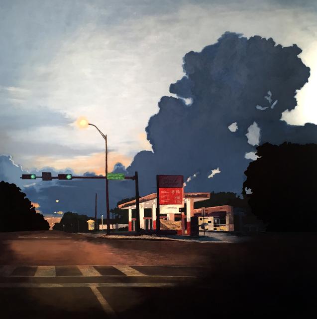 ", 'Site 3 (25°44'54.48""N / 80°17'13.39""W),' 2017, Bernice Steinbaum Gallery"