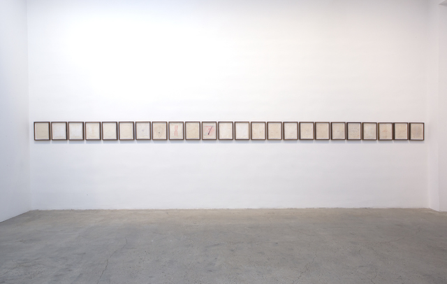 , 'Scale In/Out,' 2015, GRIMM