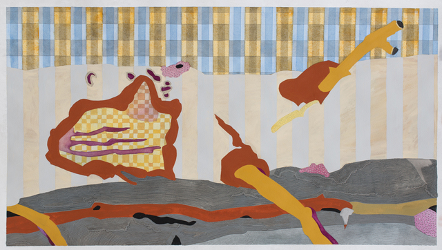 , 'Blowdown III,' 2018, Michael Warren Contemporary