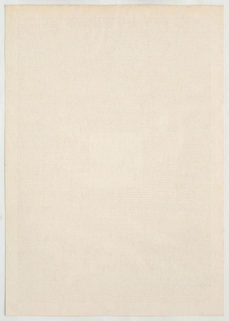 , 'Untitled,' 1970, Richard Saltoun