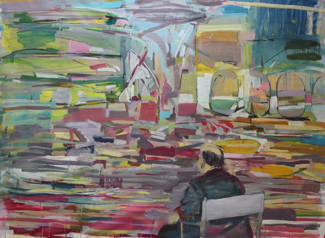 , 'O Diretor Gostaria das Construções de Hoje em Dia,' 2013, Galeria Virgilio