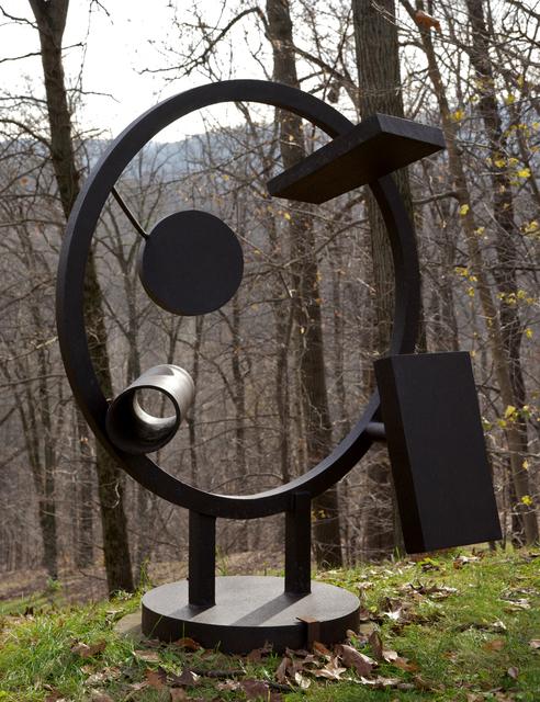 Richard Stankiewicz, '1979-4', 1979, Sculpture, Steel, Storm King Art Center