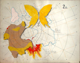 , 'Boceto II. Serie Dibujos Rorschach,' 1983, Document Art