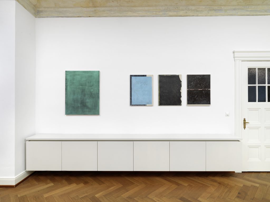 Drawing Room, Anke Voelk. ON, installation view III