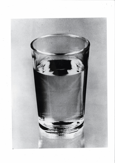 , 'Acqua obliqua,' 1975, Beck & Eggeling