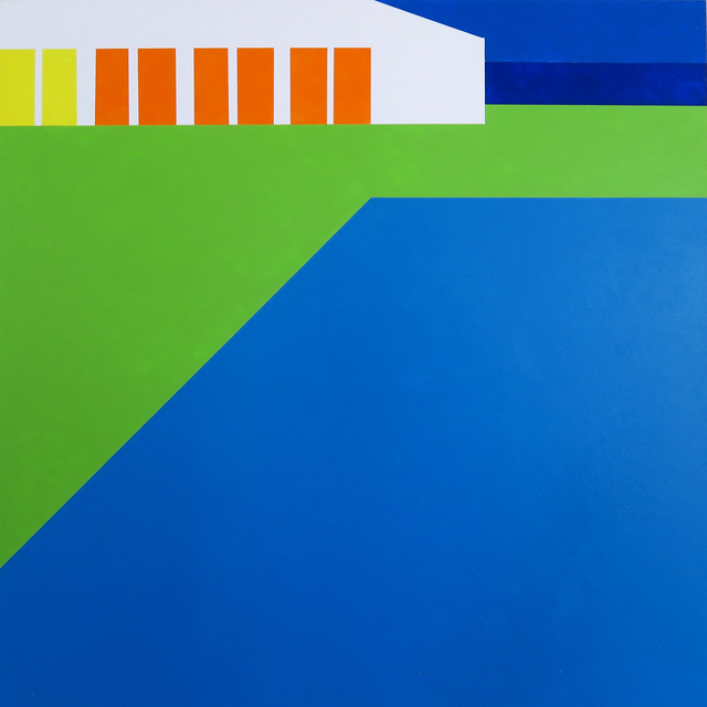 , 'Scene,' 2016, Elisa Contemporary