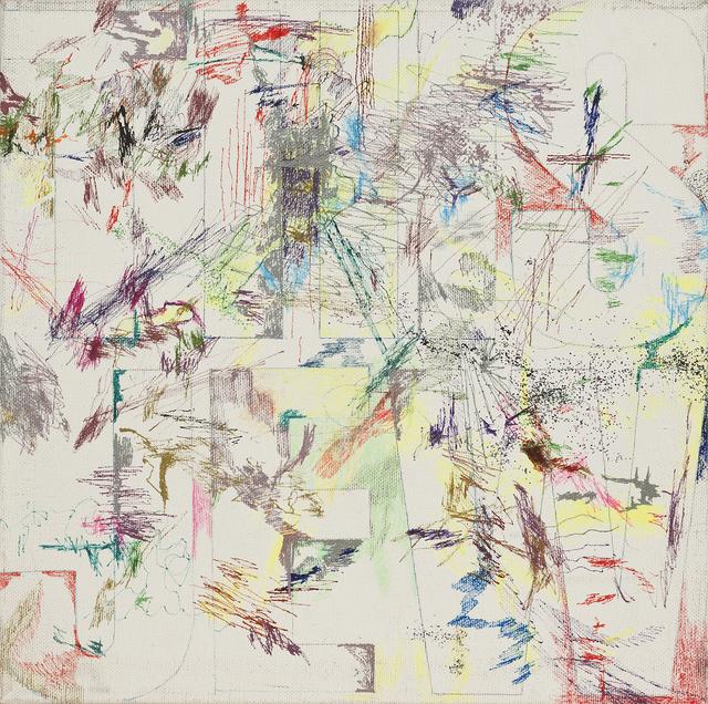 William Anastasi, 'This Jew', 2004, Galerie Jocelyn Wolff