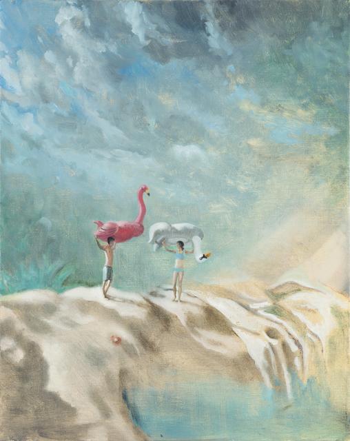 , 'Sand,' 2019, Federico Luger (FL GALLERY)