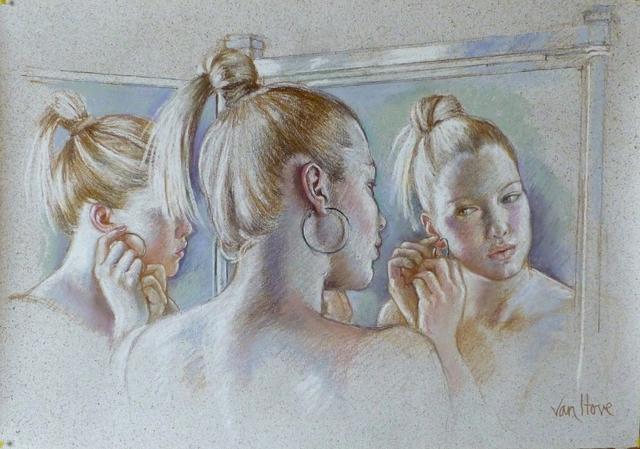 , 'Margaux,' 2015, Galerie de Bellefeuille