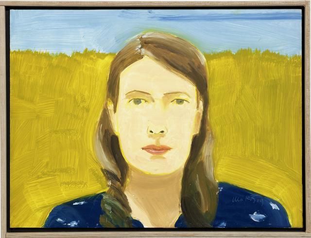 Alex Katz, 'Sharon', 2009, Rita Krauss Fine Art FLA.