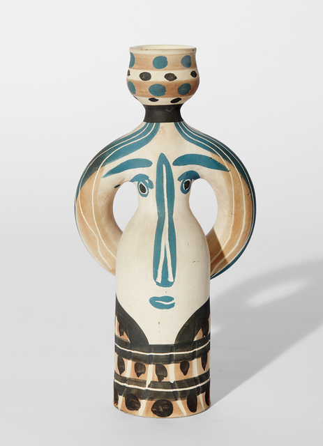 Pablo Picasso, 'Woman Lamp (Lampe femme)', 1958, Phillips