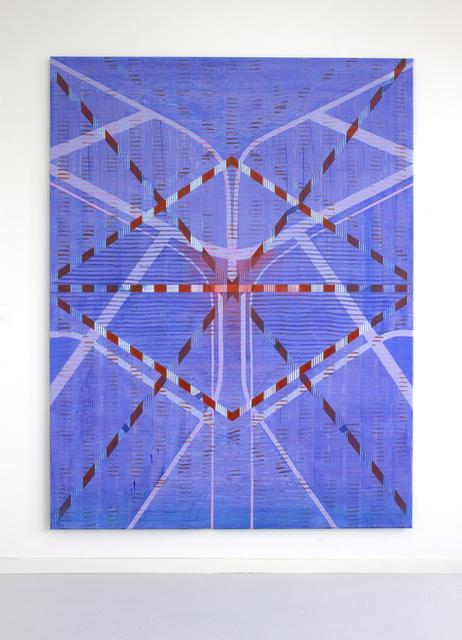 Alexandra Severinsson, 'Barrier', 2019, Painting, Acrylic on canvas, Alfa Gallery