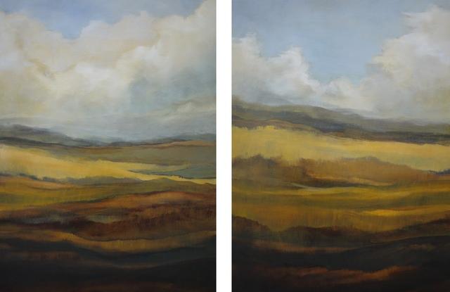 , 'Dwell,' 2017, Susan Calloway Fine Arts