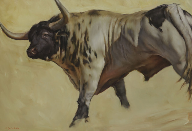 , 'Taurus,' , Jonathan Cooper, Park Walk Gallery
