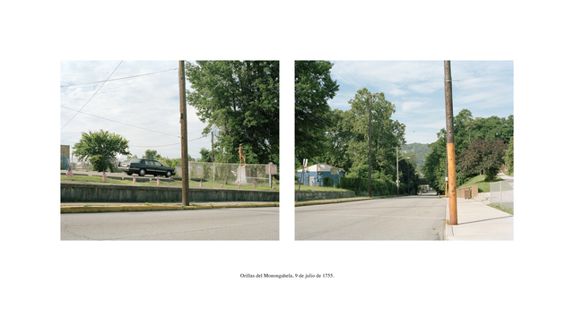 , 'Orillas del río Monongahela, 9 de Julio de 1755,' 2014, espaivisor - Galería Visor