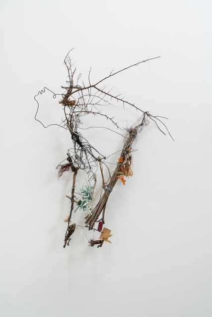 , 'The Branch that I Grew Up With,' 2014, James Fuentes
