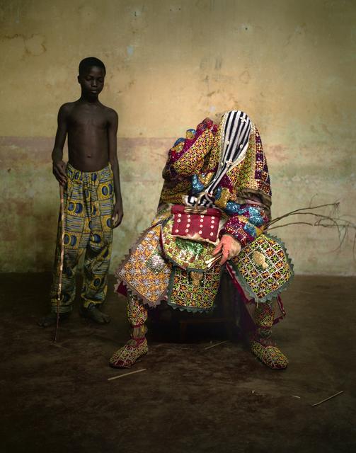 , 'Untitled, from Egunguns series,' 2009, Mariane Ibrahim Gallery