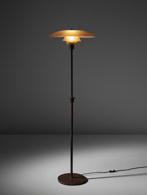 Poul Henningsen Early Adjustable Standard Lamp Model No