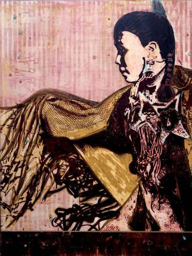 , 'Tribal Dance,' 2018, Sorrel Sky Gallery