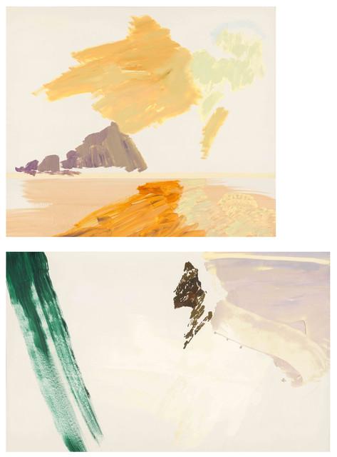 , 'Study of Landscape 79,' 2017, Aki Gallery