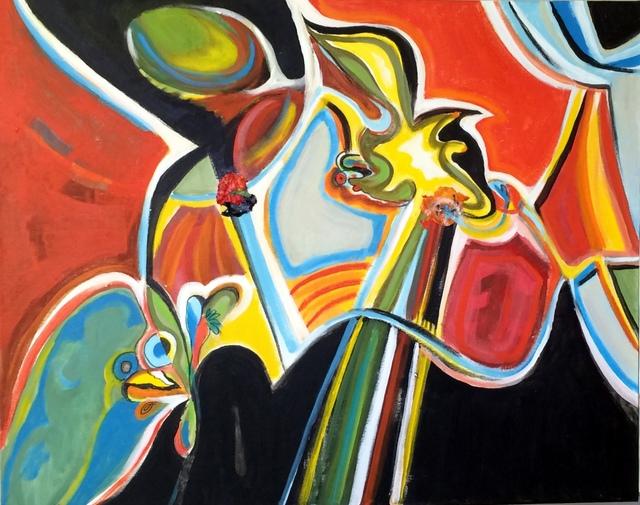 Joan Miller, 'Fantasy #6', 2014, Walter Wickiser Gallery