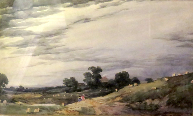 , 'Pastoral landscape with figures,' , Arctic Experience McNaught Gallery