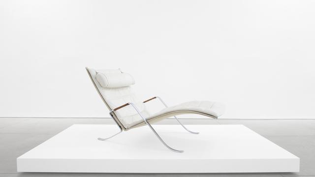 , 'Jørgen Kastholm & Preben Fabricius 'Grasshopper' Lounge Chair,' ca. 1968, Peter Blake Gallery