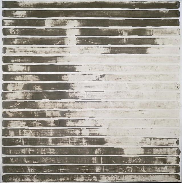 , 'Escritura de derecha a izquierda (para zurdos),' 2015, Nora Fisch
