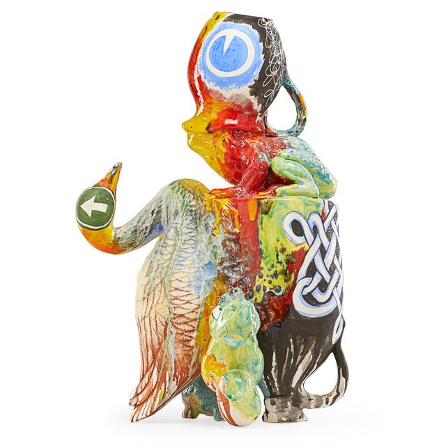 "Michael Lucero, 'Large sculpture, ""Animalkind,"" New York', 2007, Rago"