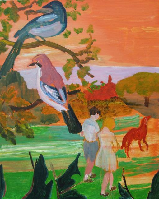 , 'Evening,' 2019, Arusha Gallery
