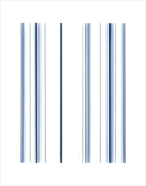 , 'Stripes CT05,' 2017, Tempe Digital