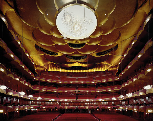 , 'The Metropolitan Opera, New York, United States,' 2008, Damiani