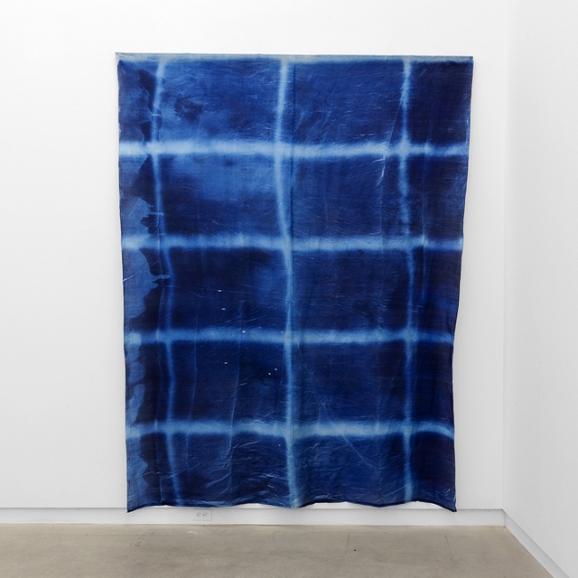 , 'A Curtain For Clint (to funnel the sun),' 2015, AC Repair Co.