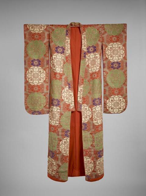 'Kabuki costume (uchikake)', c. 1603-1868, Musée national des arts asiatiques - Guimet