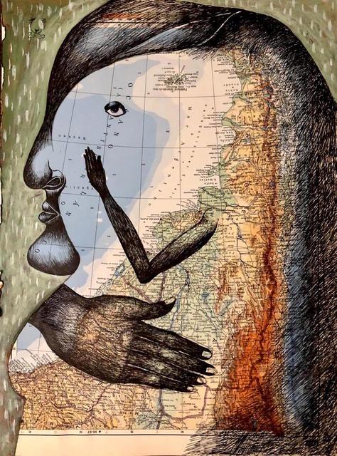 , 'Untitled ,' 2020, Mashrabia Gallery of Contemporary Art