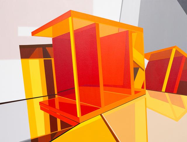 , 'Aedicule,' 2018, Inman Gallery