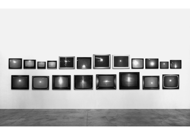 Daniela Comani, 'OFF / Sunsets', 2010-2011, Photography, Pigment print on MDF, complete installation 20 pieces, Galleria Studio G7