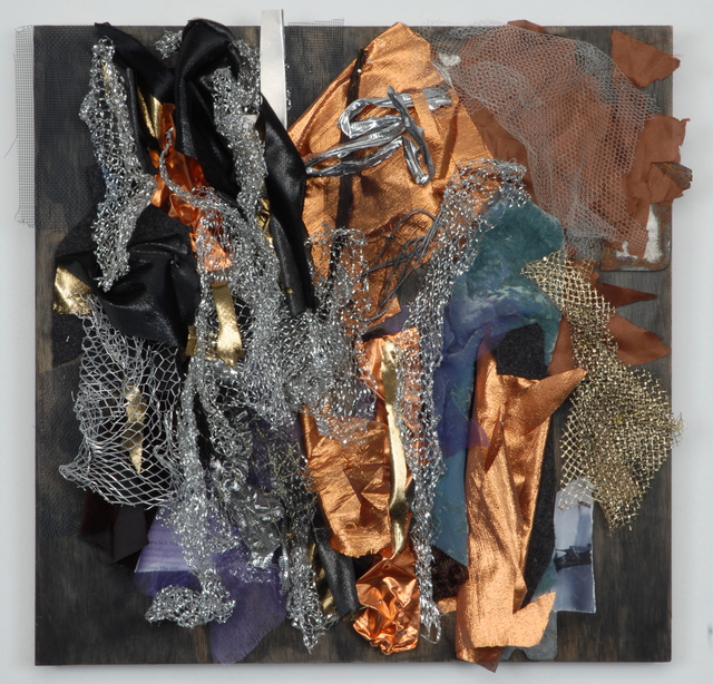 Renée Lerner, 'Shield XIII Guardians', 2011, Walter Wickiser Gallery