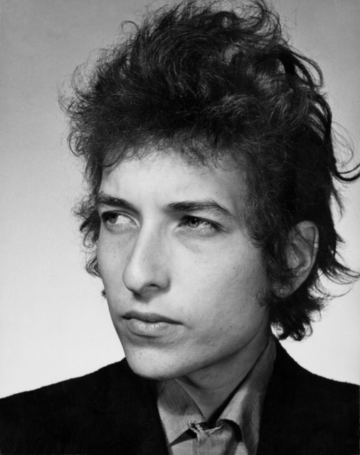 , 'Bob Dylan Biograph Album Cover, NYC,' 1965, TASCHEN